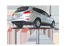 Cầu nâng rửa xe