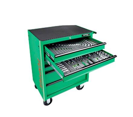Tủ đồ nghề 6 ngăn có dụng cụ