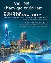 Triển lãm Ô tô Việt Nam 2017 lần thứ 13