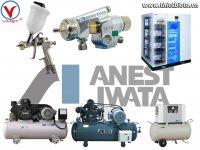 Vimet là nhà phân phối chính thức Anest Iwata Nhật Bản tại Việt Nam