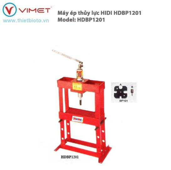 Máy ép thủy lực HIDI HDBP1201