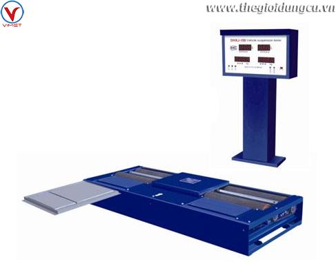 Thiết bị kiểm tra tổng hợp ( gồm: Phanh, Trượt ngang, Giảm chấn, Tải trọng ) HDCXZ200