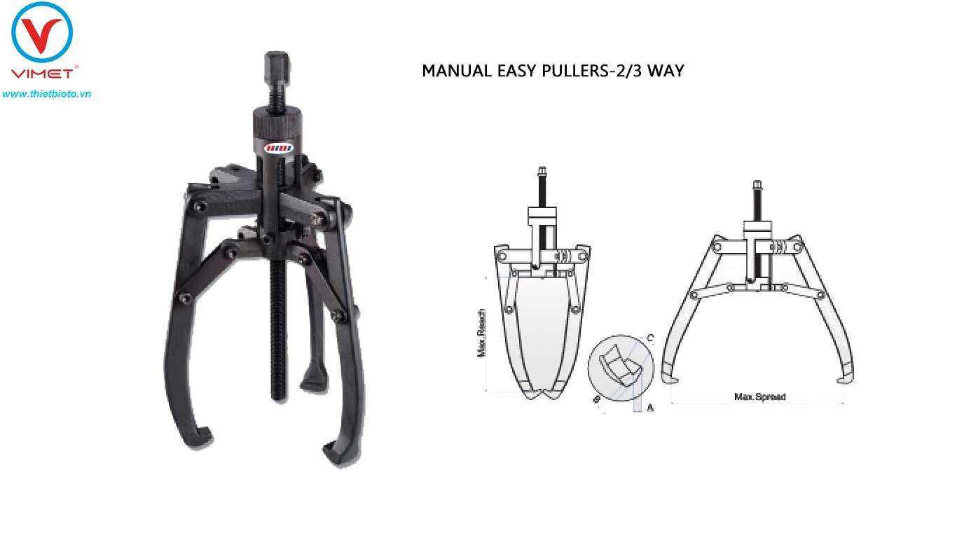 Cảo cơ khí 2/3 trấu HIDI HDPM125