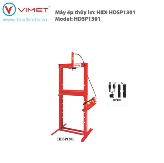 Máy ép thủy lực HIDI HDSP1301