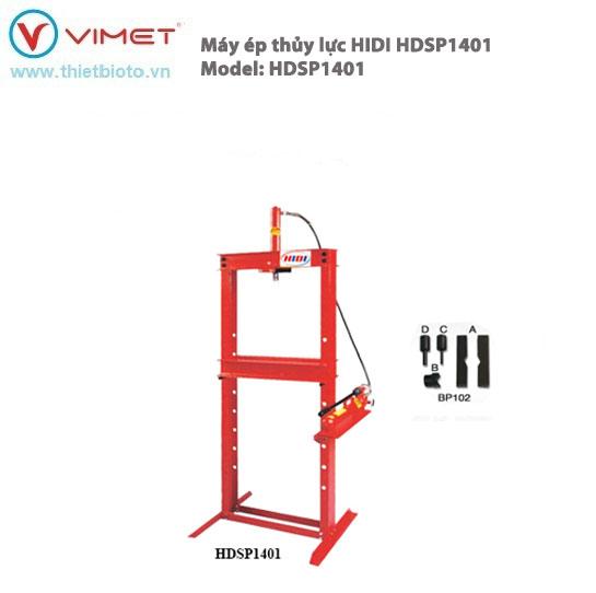 Máy ép thủy lực HIDI HDSP1401