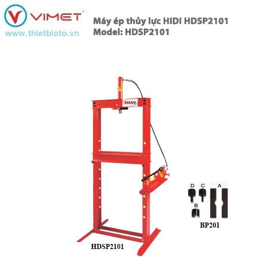 Máy ép thủy lực HIDI HDSP2101