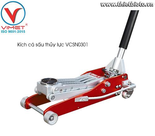 Kích cá sấu thủy lực VCSN0301