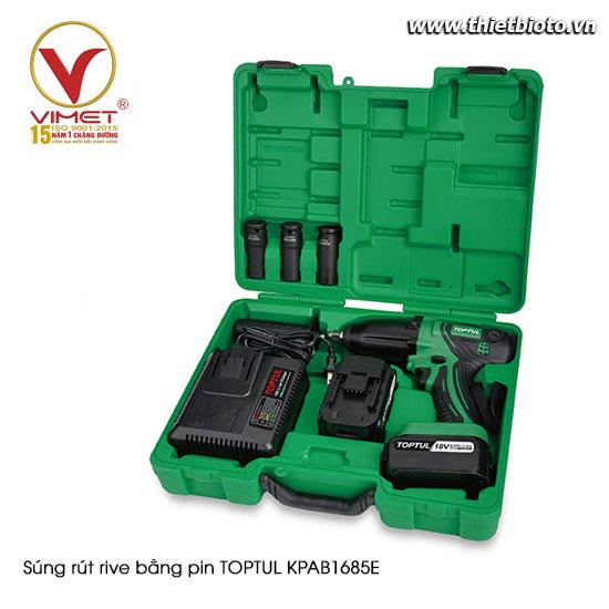 Súng rút rive bằng pin KPAB1685E(EU)