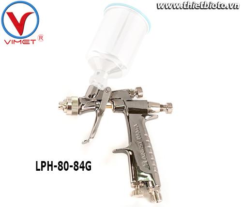 Súng phun sơn áp lực thấp LPH-80-84G