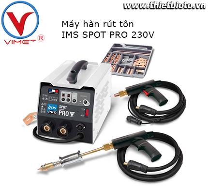 Máy hàn rút tôn IMS SPOT PRO 230V
