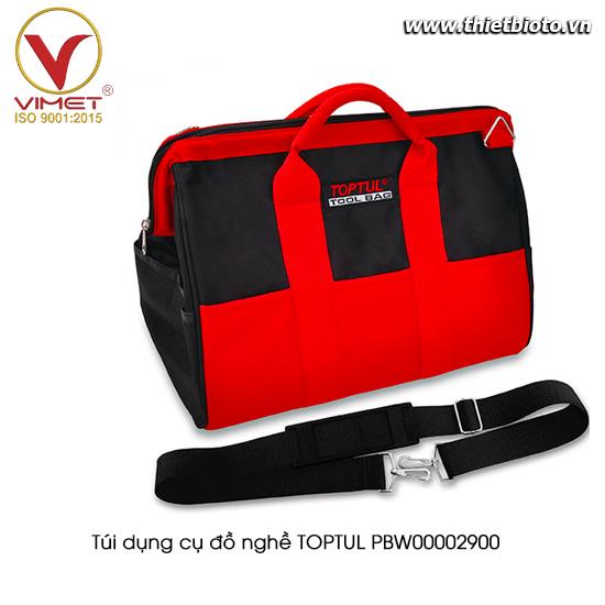 Túi dụng cụ đồ nghề TOPTUL PBW00002900
