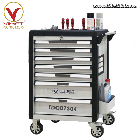 Tủ dụng cụ 7 ngăn VIMET TDC07304