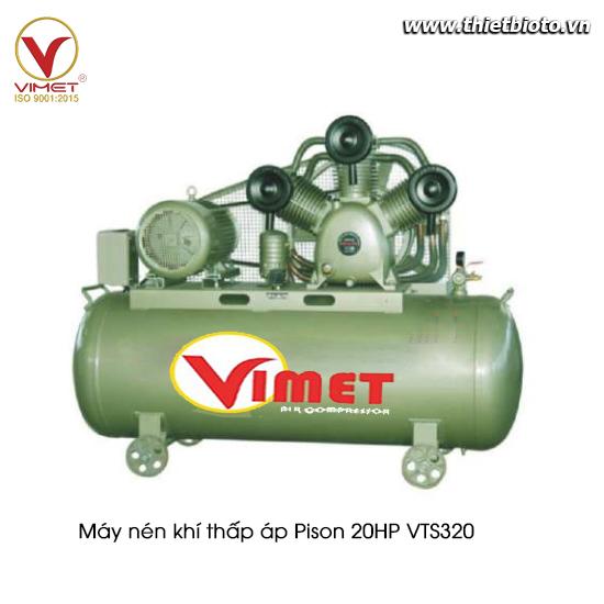 Máy nén khí thấp áp Pison 20HP VTS320