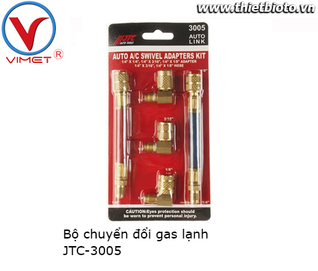 Bộ chuyển đổi gas lạnh JTC-3005