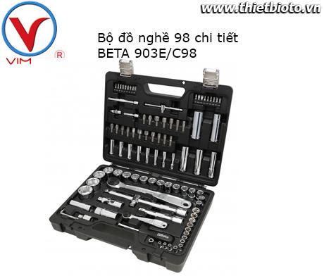 Bộ đồ nghề 98 chi tiết Beta 903E/C98