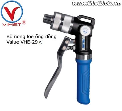 Bộ nong và loe ống đồng Value VHE-29A
