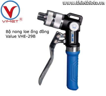 Bộ nong loe ống đồng Value VHE-29B