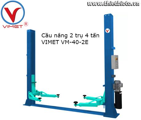 Cầu nâng 2 trụ 4 tấn VM-40-2E