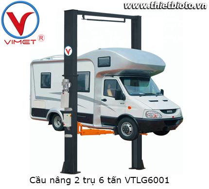 Cầu nâng 2 trụ 6 tấn VTLG6001