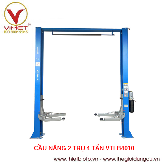 Cầu nâng 2 trụ VTLB4010