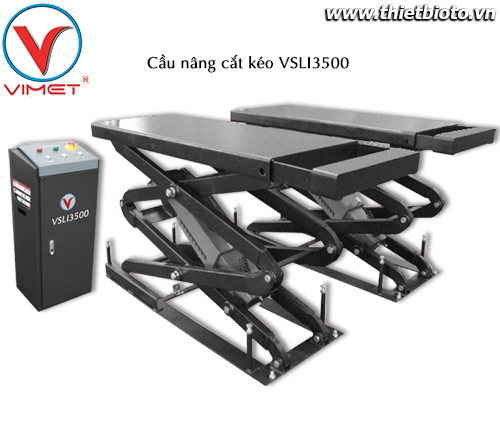 Cầu nâng cắt kéo 3.5 tấn VSLI3500