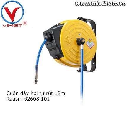 Cuộn dây hơi tự rút Raasm 92608.101