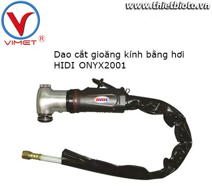 Dụng cụ cắt gioăng kính bằng hơi HIDI ONYX2001