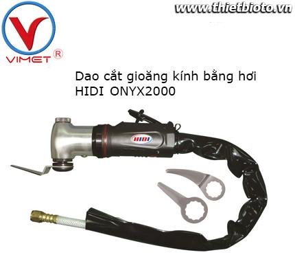 Dụng cụ cắt gioăng kính bằng hơi 3PCS HIDI ONYX2000