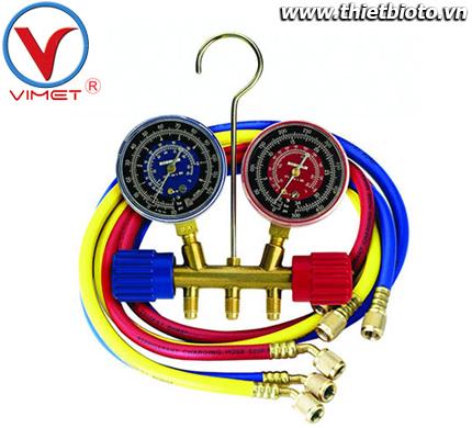 Đồng hồ nạp gas Robinair 40160