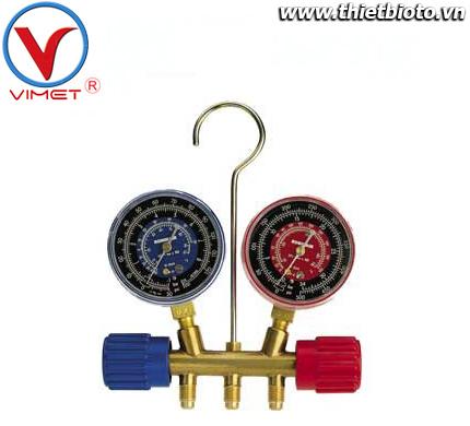 Đồng hồ nạp gas Robinair 43133C