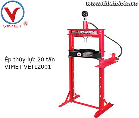 Máy ép thủy lực 20 tấn VIMET VETL2001