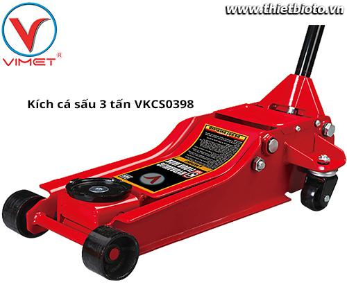 Kích cá sấu thủy lực VKCS0398