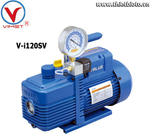 Máy bơm hút chân không Value V-i120SV