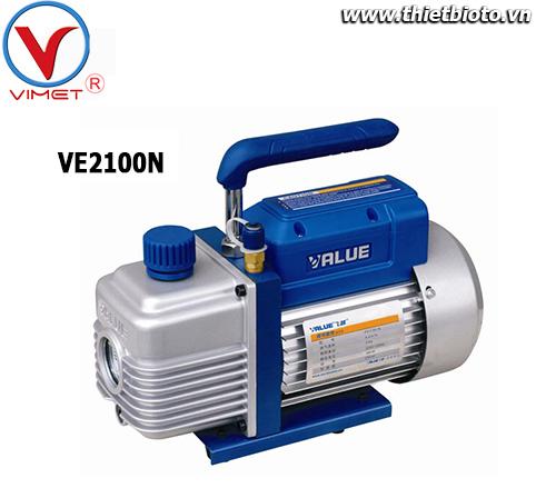 Máy bơm hút chân không hai cấp Value VE2100N