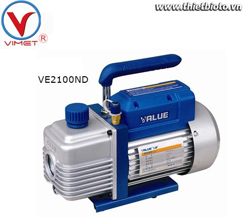 Máy bơm hút chân không hai cấp Value VE2100ND