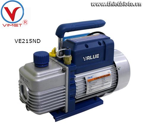 Máy bơm hút chân không hai cấp Value VE215ND