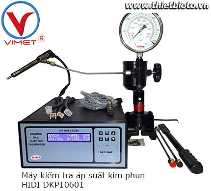 Bộ kiểm tra kim phun common rail HIDI DKP10601