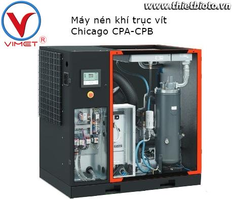 Máy nén khí Chicago Pneumatic CPA-CPB