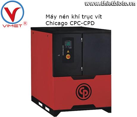 Máy nén khí Chicago Pneumatic CPC-CPD