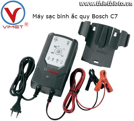 Thiết bị sạc bình ắc quy Bosch C7