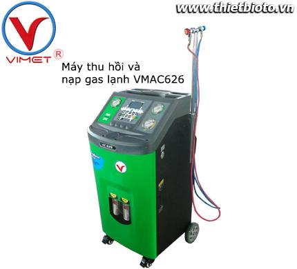 Máy thu hồi và nạp gas lạnh VMAC626
