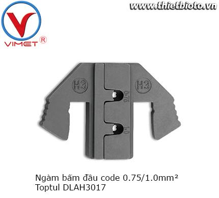 Ngàm bấm đầu code Toptul DLAH3017