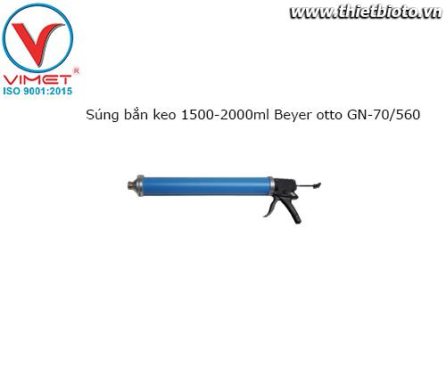 Súng bắn keo 1500-2000ml Beyer otto GN-70/560