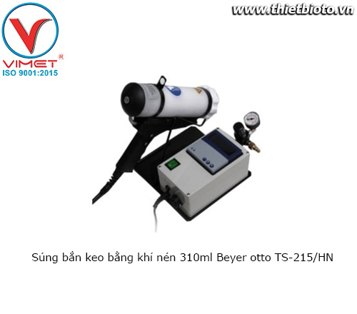 Súng bắn keo 2000ml Beyer Otto SVV-70/960