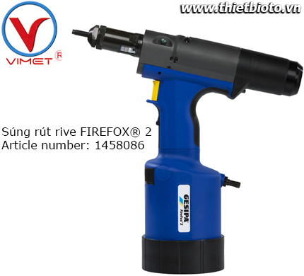 Súng rút rive bằng khí nén FIREFOX® 2 Gesipa