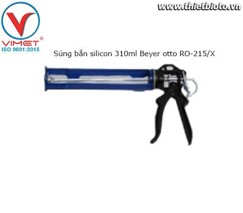 Súng bắn silicon 310ml Beyer Otto RO-215/X