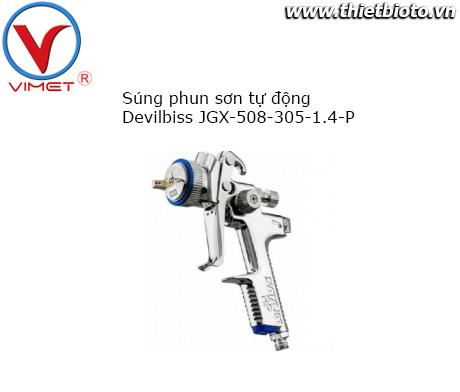 Súng phun sơn JGX-508-305-1.4-P