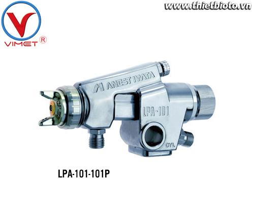 Súng phun sơn áp lực thấp LPA-101-101P