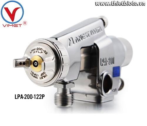 Súng phun sơn áp lực thấp LPA-200-122P