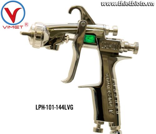 Súng sơn Iwata áp lực thấp LPH-101-144LVG